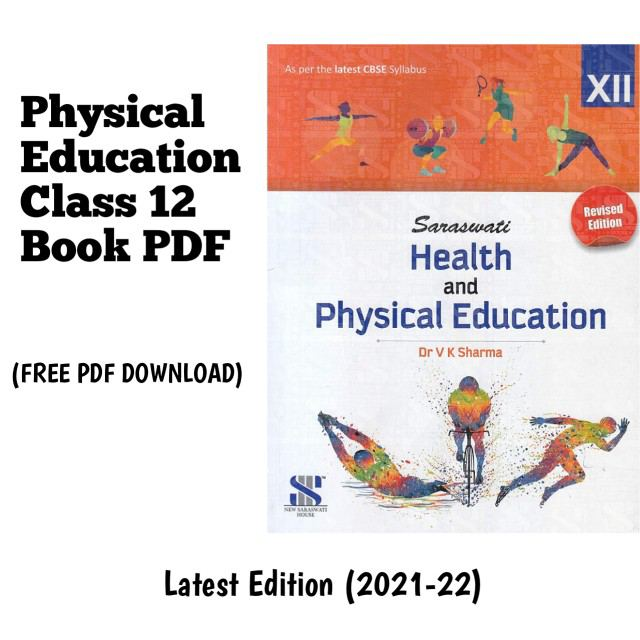 Physical Education Class 12 Book PDF