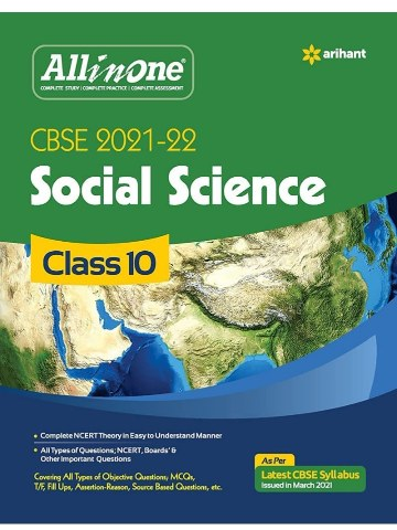 All In One Social Science Class 10 PDF